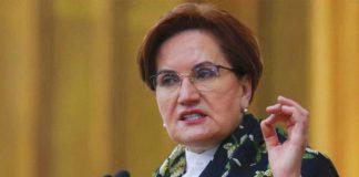Meral Akşener Melih Bulu'nun Boğaziçi Üniversitesi'ne rektör atanmasına karşı çıktı
