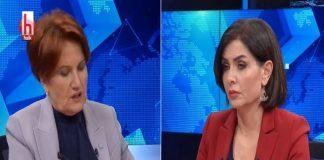 Meral Akşener, Erdoğan'ın çağrısına Halk Tv'de cevap verdi