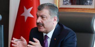 Bakan Koca: İngiltere'de tespit edilen Koronavirüs mutasyonuna Türkiye'de rastlanmadı