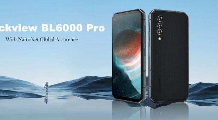 Blackview BL6000 Pro 5G Zırhlı Telefon NatroNet Global Güvencesiyle Türkiyede