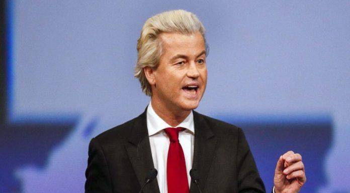 Hollanda: Wilders'in seçim vaadi 'Suriyelileri sınır dışı etmek'