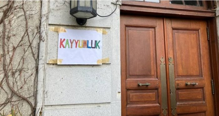 Boğaziçi Üniversitesi'nde rektörlük atamasına karşı akademisyenlerin protestosu sürüyor