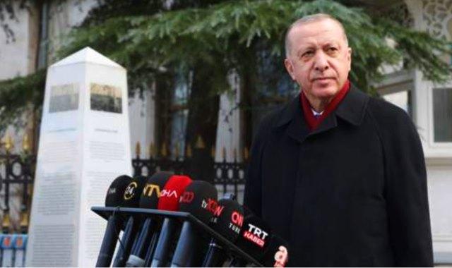Erdoğan: Bu hafta sonuna kadar 10 milyon aşı daha gelebilir