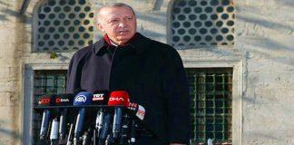 Vitrin mankeni tartışması: Cumhurbaşkanı Erdoğan ne söyledi?
