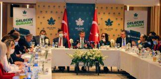 Ahmet Davutoğlu: Türkiye tarihinin en bilinemez koalisyonuyla karşı karşıyayız