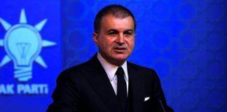Ömer Çelik: Kılıçdaroğlu PKK'ya söylemesi gereken sözü Erdoğan'a söylüyor
