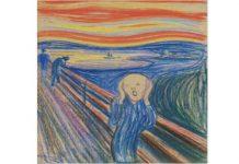 Edvard Munch'un çığlığı ne anlama geliyor?