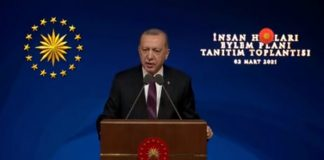 Cumhurbaşkanı Erdoğan: 'Planımızın nihai amacı yeni ve sivil bir Anayasadır'