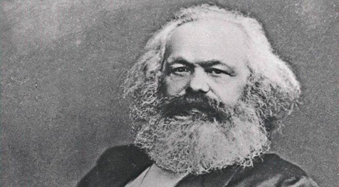 Karl Heinrich Marx'ın ölümünün 138. yıldönümü