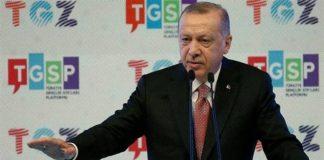 Cumhurbaşkanı Erdoğan: Ben Türküm ama Türkçü değilim