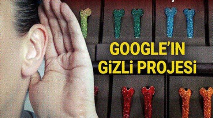 Google'ın gizli projesi: Duyma yetisini artıracak cihaz geliştiriyor