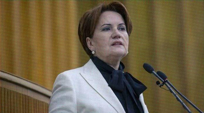 Akşener: İYİ Parti önüne getirilen fezlekelere gözü kapalı el kaldırmaz
