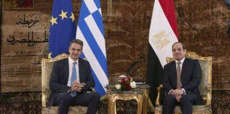 Türkiye'nin 'Mısır açılımı' Yunanistan'ı harekete geçirdi, Miçotakis Sisi'yi aradı