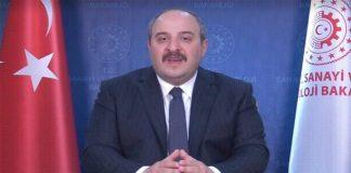 Bakan Varank: Türkiye grafeni seri üretebilen 10 ülkeden biri konumuna geliyor
