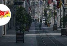 Erdoğan yeni kısıtlamaları duyurdu: 58 ilde hafta sonları sokağa çıkma sınırlaması