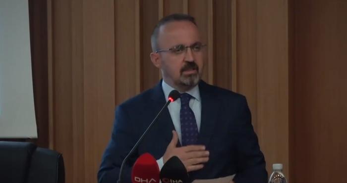 Bülent Turan'ın Kürşat Ayvatoğlu açıklaması: İşe alınması bizim kusurumuz