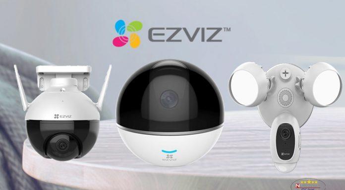 Ezviz Kamera kurulumu: Adım adım Ezviz kamera kurulumu