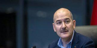 İçişleri Bakanı Soylu: 'Montrö bildirisi'ni yayımlayan emekli amirallerin tüm irtibatlarını ortaya çıkardık