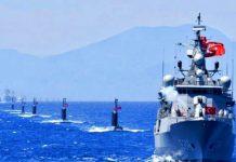103 emekli amiral'in 'Montrö bildirisi' hükümet tarafından darbe çağrışımı sayıldı