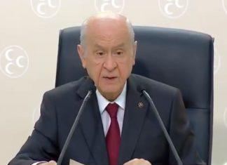 MHP'nin 100 maddelik anayasa önerisi: 'Amaç cumhurbaşkanlığı sistemini kurumsallaştırmak'