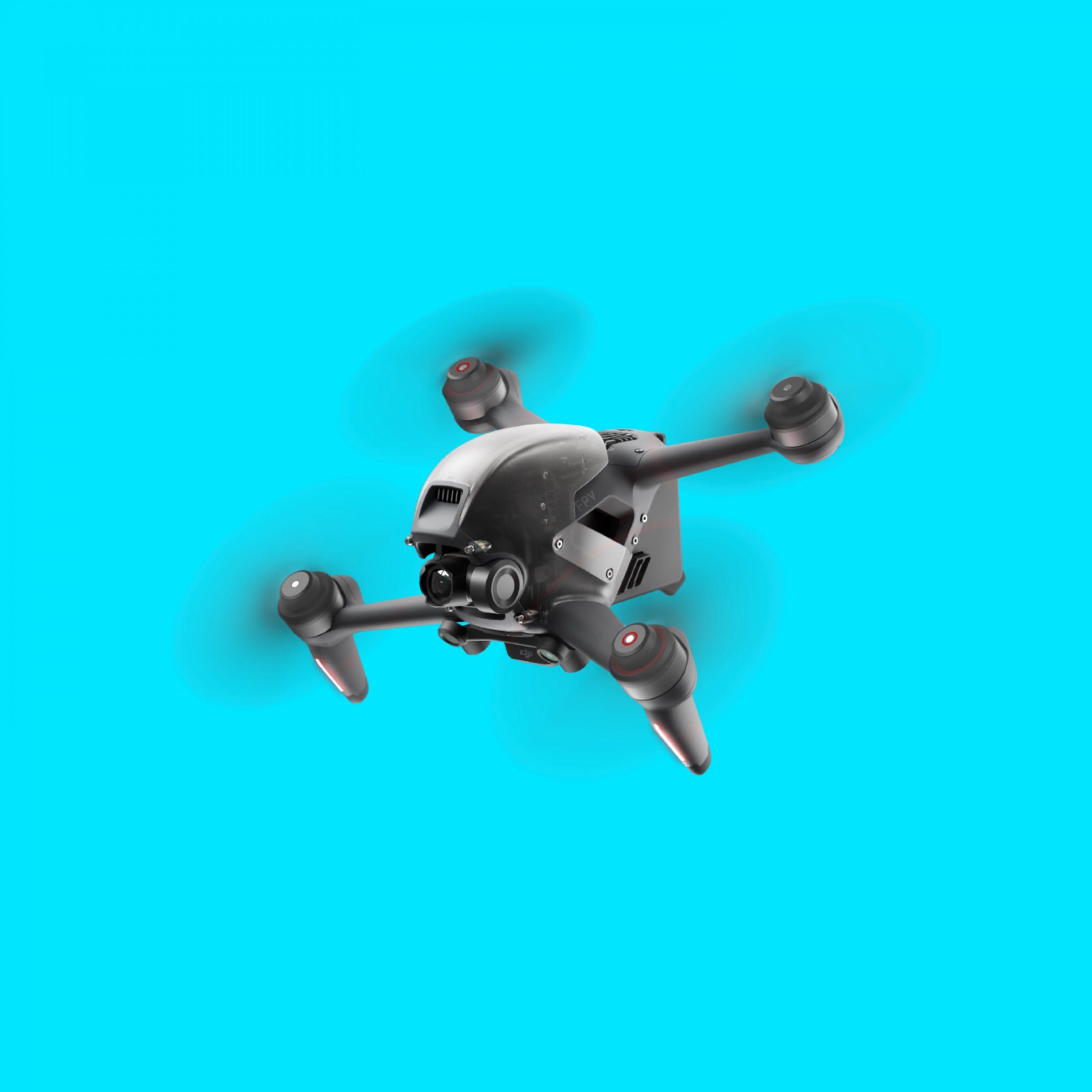 DJI FPV Drone 4K/60fps video Yüksek duyarlılık Gelişmiş uçuş modları