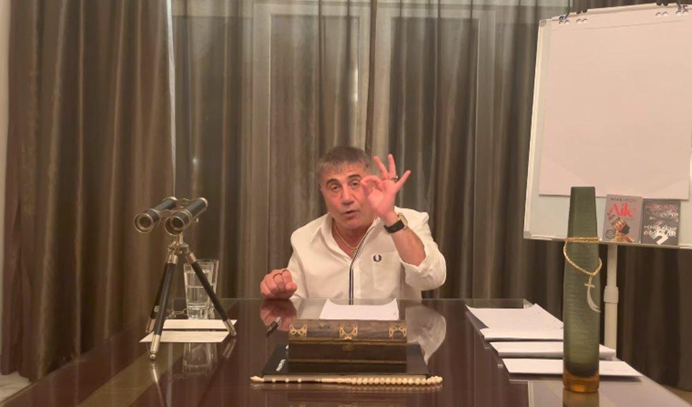 Sedat Peker 9. Videosunu Yayımladı Yine İlginç İddialar Çok Konuşulacak