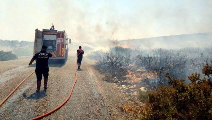 7 ilde çıkan yangınlarda 3 kişi hayatını kaybetti söndürme çalışmaları sürüyor