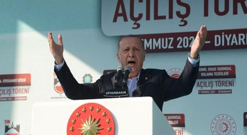 Erdoğan'ın Diyarbakır konuşması HDP'de nasıl karşılık buldu?