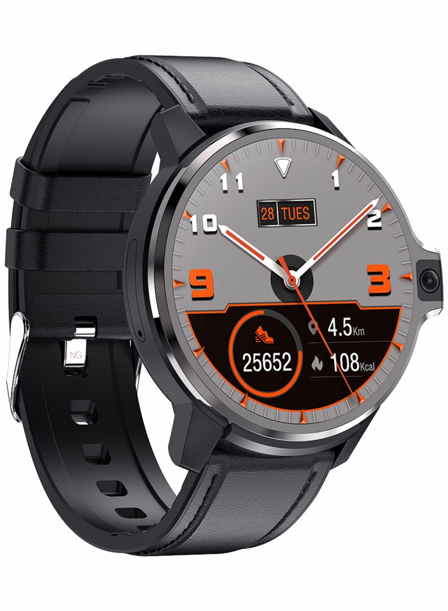 Lemfo Lemp 4GB 64GB 4G Sim Kartlı Akıllı Saat