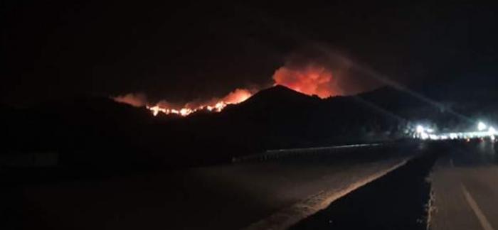 Yangınlarda son durum: 5 ilde 14 yangın devam ediyor