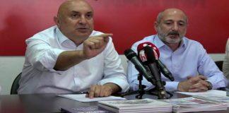 CHP'li heyetten Bakan Pakdemirli'ye: Yangının sorumlusu sensin derhal istifa etmelisin