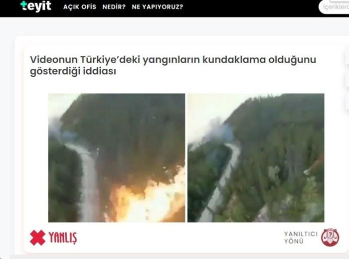 Yangınların nedeni ve yetkililerin yangına müdahalesindeki olası zaafiyetler ile ilgili çok sayıda iddia gündeme geldi. Peki bu iddialar hangileri? Yetkililerin yanıtı ne oldu?