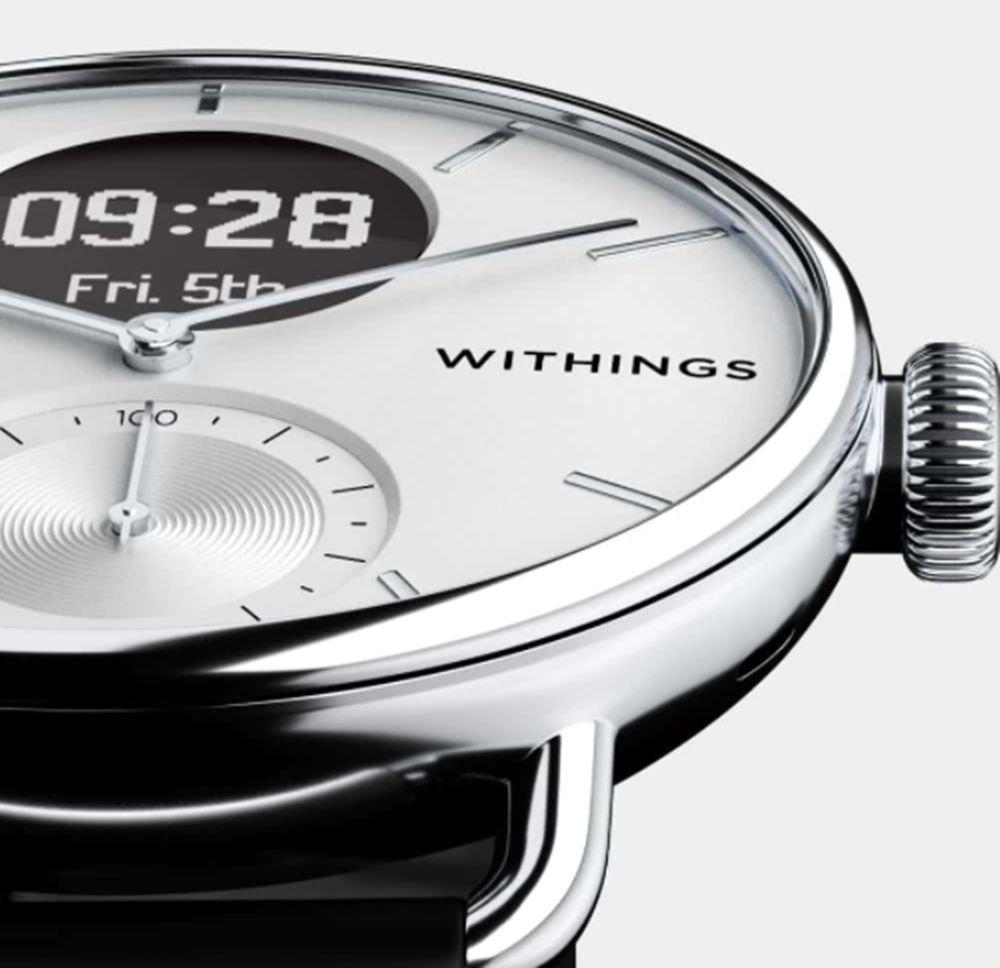 Withings ScanWatch Akıllı Saatin Bilinmeyen Özellikleri