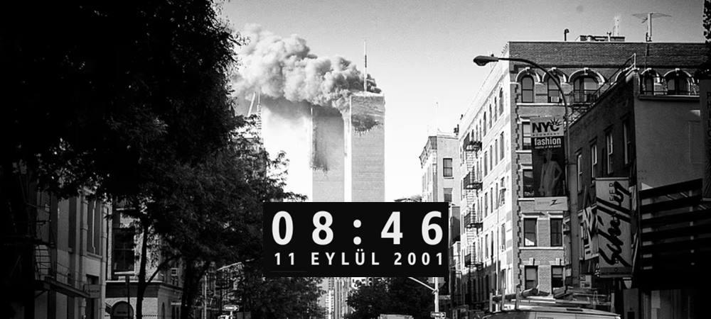 11 Eylül saldırıları: Saldırının saniye saniye kronolojisi