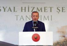 Erdoğan: Kimsenin kendisini sahipsiz hissetmeyeceği bir sistem kurduk