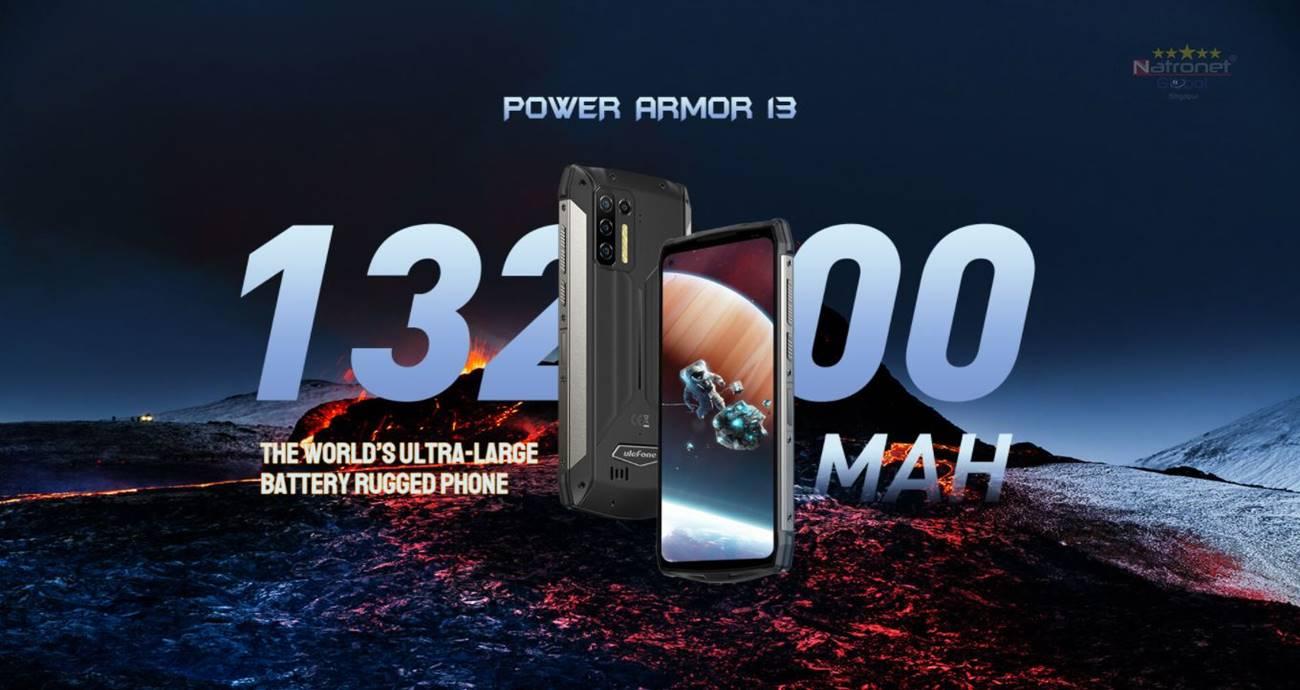 Ulefone Power Armor 13 teknik özellikleri Türkiye fiyatı