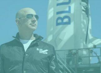 Amazon Kurucusu Jeff Bezos ticari uzay istasyonu kuruyor